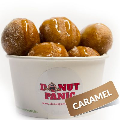 Caramel-Flavour-Donuts